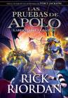 El laberinto en llamas / The Burning Maze (Las pruebas de Apolo #3) Cover Image
