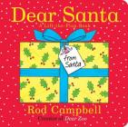 Dear Santa: A Lift-the-Flap Book Cover Image