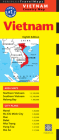 Vietnam Travel Map Eighth Edition Cover Image