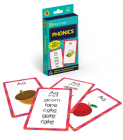 Phonics Flash Cards (Brighter Child Flash Cards) Cover Image
