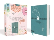 Niv, Ultimate Bible for Girls, Leathersoft, Teal (Faithgirlz) Cover Image