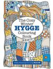 The Cosy HYGGE Winter Colouring Book Cover Image