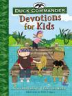 Duck Commander Devotions for Kids Cover Image