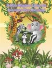 Il Mio Miglior Libro Da Colorare Per Bambini: Libro Da Colorare Per Bambini Dai 4 Ai 7 Anni Cover Image