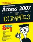 Access 2007 All-In-One Desk Reference for Dummies Cover Image