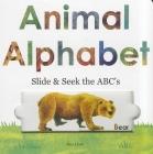 Animal Alphabet: Slide & Seek the ABCs Cover Image