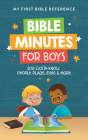 Bible Minutes for Boys: 200 Gotta-Know People, Places, Ideas, and More Cover Image