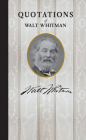 Quotations of Walt Whitman Cover Image
