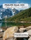 Psalms Book IIII, Super Giant Print - 28 Point: King James Today Cover Image