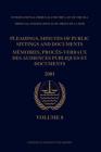 Pleadings, Minutes of Public Sittings and Documents / Mémoires, Procès-Verbaux Des Audiences Publiques Et Documents, Volume 8 (2001) Cover Image