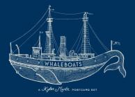 Whaleboats: A Kyler Martz Postcard Set Cover Image