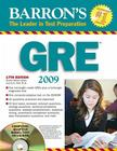 Barron's GRE with CD-ROM Cover Image