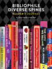 Bibliophile Diverse Spines Reader's Journal Cover Image