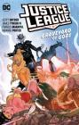 Justice League Vol. 2: Graveyard of Gods Cover Image