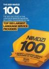 The 2021 Nimdzi 100 Cover Image