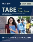 TABE Test Study Guide: Exam Prep Book with Practice Questions for the Test of Adult Basic Education Cover Image
