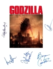 Godzilla: Screenplay Cover Image