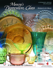 Mauzy's Depression Glass: A Photographic Reference with Prices (Schiffer Book for Collectors) Cover Image