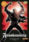 Frankenstein the Graphic Novel: Original Text (Classical Comics: Original Text) Cover Image