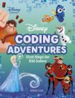 Disney Coding Adventures: First Steps for Kid Coders Cover Image