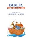 Biblia libro de actividades: Juega diviertete y aprende Cover Image