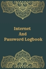Internet And Password Logbook: Vol 7 Password Keeper Notebook Organizer Small Notebook For Passwords Journal Username and Password Notebooks Logbook Cover Image