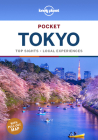 Lonely Planet Pocket Tokyo Cover Image