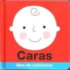 Caras (Libro de contrastes) Cover Image