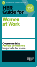 HBR Guide for Women at Work (HBR Guide Series) Cover Image