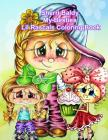Sherri Baldy My Besties Lil Rascals Coloring Book Cover Image