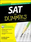 SAT for Dummies: Book + 4 Practice Tests Online [With Online Practice Test] Cover Image
