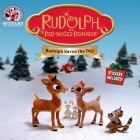 Rudolph the Red-Nosed Reindeer: Rudolph Saves the Day: Stickers Included Cover Image