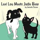 Lexi Lou Meets Jadie Bear Cover Image