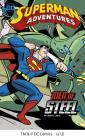 Superman Adventures: Men of Steel (DC Comics: Superman Adventures) Cover Image