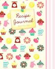 Blank Recipe Book: Recipe Journal ( Gifts for Foodies / Cooks / Chefs / Cooking ) [ Softback * Large Notebook * 100 Spacious Record Pages Cover Image