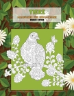 Malbücher für Erwachsene - Dickes Papier - Tiere Cover Image