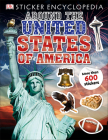 Sticker Encyclopedia Around the United States of America (Sticker Encyclopedias) Cover Image