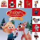 Rudolph the Red-Nosed Reindeer Lift-the-Tab (Lift-the-Flap Tab Books) Cover Image