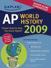 Kaplan AP World History 2009 Cover Image