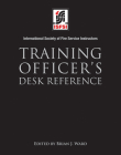 Training Officer's Desk Reference Cover Image