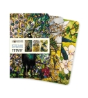 Tiffany Mini Notebook Collection (Mini Notebook Collections) Cover Image