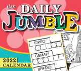 The Daily Jumble(r) 2022 Boxed Daily Calendar Cover Image