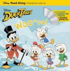 DuckTales: Woo-oo! Read-Along Storybook and CD Cover Image