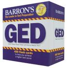 Barron's GED Flash Cards Cover Image