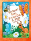 Backyard Bees, Butterflies, & Bugs Coloring Book Cover Image