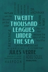 Twenty Thousand Leagues Under the Sea (Word Cloud Classics) Cover Image