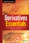 Derivatives Essentials: An Introduction to Forwards, Futures, Options and Swaps (Wiley Finance) Cover Image