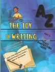 The Joy of Writing - Letter Only Alphabet Practice Handwriting Trace Guide - Ages 3+ Workbook: Preschool Penmanship Alphabet Writing Practice Book Cover Image