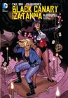Black Canary and Zatanna: Bloodspell Cover Image