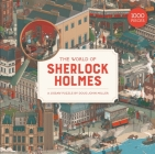 The World of Sherlock Holmes: A Jigsaw Puzzle Cover Image